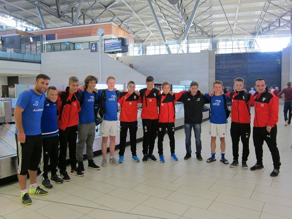 Cumberland Academy Players off to Europe